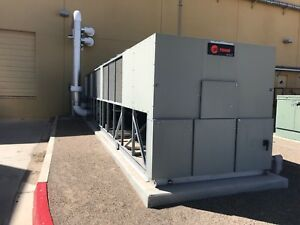300 Ton Trane Air Cooled Chiller Rtac