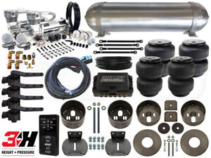 Complete Air Suspension Kit 1965 1970 Cadillac Deville Level 4 W Air Lift 3h