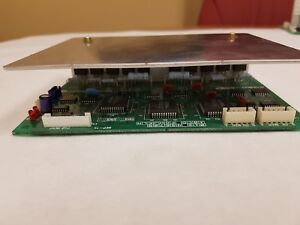 Brother Commercial Embroidery Machine Pcb Assy S41254 201 For Bes 1240 Bc