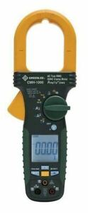Clampmeter ac calibrated cmh 1000 c Cmh 1000 c By Greenlee Vwu