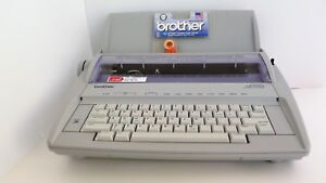 Brother Gx 6750 Correctronic Electronic typewriter comes With Correction Tape