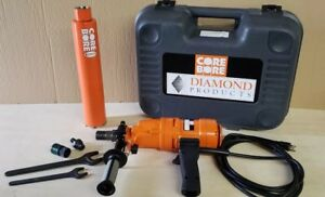 Weka Corebore Dk12made In Germany 3 Spd Hand Held Core Drill 3 Inch Usa Bit