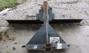 6 3 point Rear Cat 1 Blade By Dragon Products