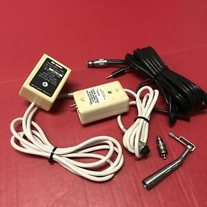 Star Dental 430swl Handpiece Lamp Control Power Supply Tubing