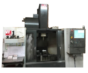 Haas Vf1 Used Cnc Vertical Machining Center