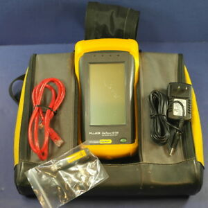 Fluke Onetouch Network Assistant Good Condition Soft Case