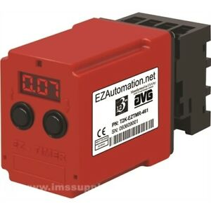 Ez tm4 462 Digitally Programmable Multi function Timer Mfgd