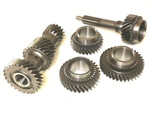 Gear Kit Fits Muncie M21 2 52 Ratio With 1 Countershaft Pin M212 52 kit