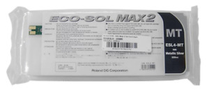 Roland Eco Sol Max2 Esl 4 Metallic Ink Brand New Free Shipping