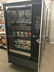 Automatic Products Lcm 4 Combo Snack And Beverages Vending Machines