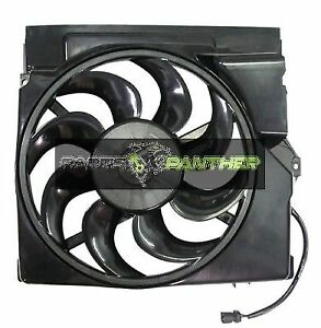 For 1990 1991 Acura Integra Engine Radiator Cooling Fan Assembly Replacement