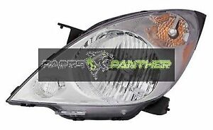 For 2013 2015 Driver Side Chevrolet Spark Front Headlight Assembly Replacement