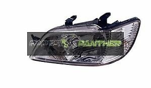 For 2002 2003 Driver Side Mitsubishi Lancer Front Headlight Assembly