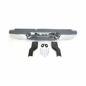 For 1998 2004 Chevrolet Chevy S10 Pickup Step Bumper 2003 2002 2001 2000
