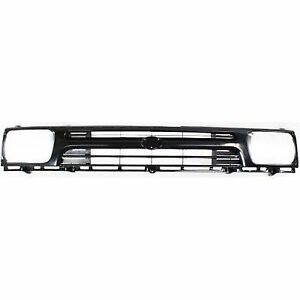 For 1992 1995 Toyota Pickup Grille Assembly 1994 1993