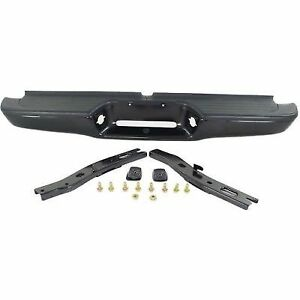 For 2001 2004 Toyota Tacoma Step Bumper 2003 2002 2001 2000 1999 1998 1997
