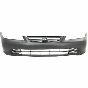 For 2001 2002 Honda Accord Front Bumper Cover