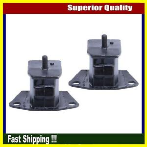 Anchor New Set Of 2pcs Engine Motor Mount For Chrysler Conquest Base Tsi