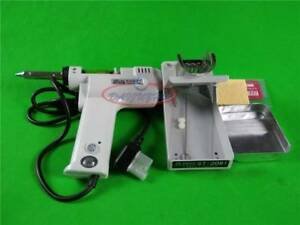 Electric Vacuum Desoldering Pump Solder Sucker Gun S 993a 110v 100w New