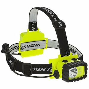 Nightstick Intrinsically Safe Multi function Led Headlamp Headlamp