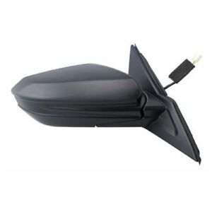 New Passenger Side Power Mirror W Expanded View 16 18 Honda Civic Ho1321283