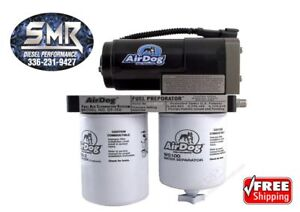 Airdog 150 Gph Lift Pump For 2001 2010 Chevy gmc 6 6l Duramax Lb7 Lly Lbz Lmm