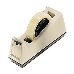Scotch r Tabletop Tape Dispenser 3in Core Beige