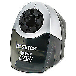 Stanley r Bostitch Commercial Electric Pencil Sharpener Gray