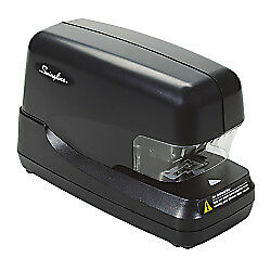 Swingline r High Capacity Electric Stapler Black