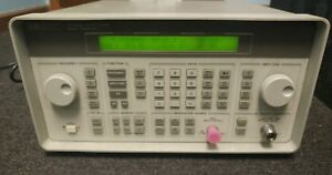 Hp Agilent 8648a 100 Khz To 1000 Mhz Synthesized Signal Generator Opt 1e5