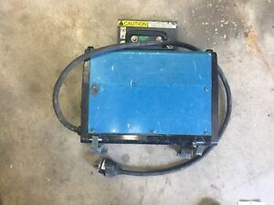 Miller Cst 280 Stick tig Welder With Bracket For Use On Scissor Boom Lift