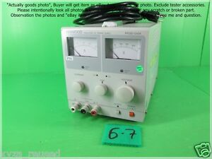 Kenwood Pr250 0 42a Regulated Dc Power Supply As Photo Sn 0030