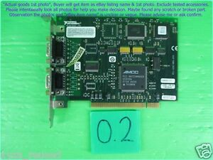 National Pci 232 485 2ch Serial Interface 2 ch Pcb As Photo Sn db42 Promotion