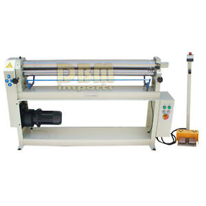 Electric Powered 50 Slip Roll 16 Gauge Roller Metal Fabrication free Shipping