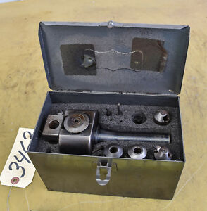 Bridgeport Boring Head 2 ctam 3463