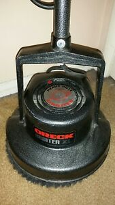 Oreck Xl550 Heavy Duty Orbiter Commercial Floor Polisher Buffer