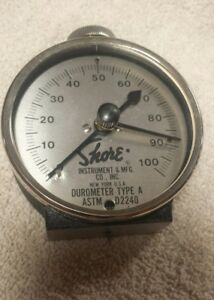 Durometer Type A Shore Instruments Jamaica Ny Usa