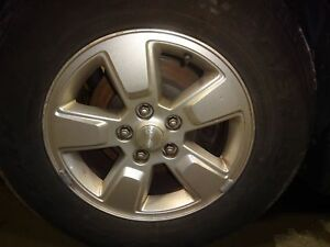 Oem Used Wheel 2010 Jeep Liberty 16x7 tire Not Included