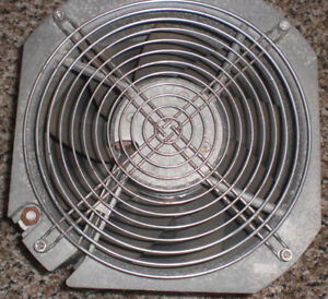 Ebm papst W2e200 hh38 01 Thermally Protected Axial Fan 230v 50 60hz 80w W cage