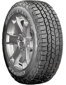 2 New 245 65r17 Cooper Discoverer At3 4s Tires 65 17 R17 2456517 65r All Terrain