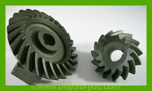 B289r B279r Ab1406r John Deere B Br Bo Governor And Fan Shaft Gears Matched