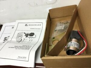 Kubota Woodward Bosch Rsv Governor Shutdown Kit Part 1753es 1