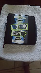 Brand New Case It the Classic 2 3 Ring Binder Capacity Black D 251