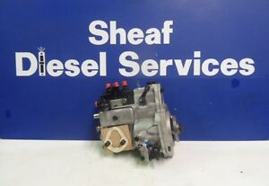 Ford 3000 Tractor Series Simms P4665 2 Diesel Injector injection Pump