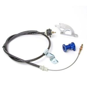 Bbk 96 04 Mustang Adjustable Clutch Quadrant Cable And Firewall Adjuster Kit