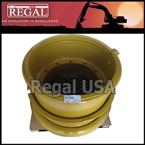 1v7445 Rim A For Caterpillar 950 D9g 1v 7445 4k5846 4k 5846