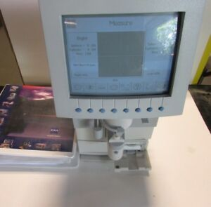 Zeiss Humphrey 350 Lens Analyzer Auto Lensometer With Foot Pedal