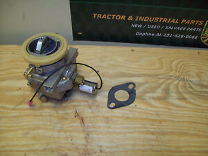 Zenith Carburetor 14123b E9jlha Ford Industrial Engine E9jl9510ha
