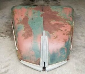 1941 1947 Ford Pickup Truck Hood Shipping Included