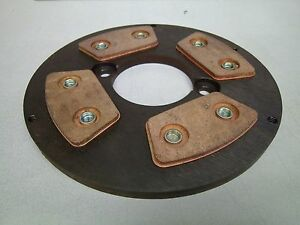 Crown Cr111205 Brake Pad Assembly Forklift Part qty 1 59626